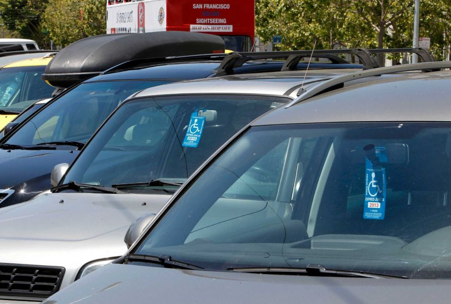 044ab 920x1240 Misuse of disabled parking placards costing S.F., other drivers