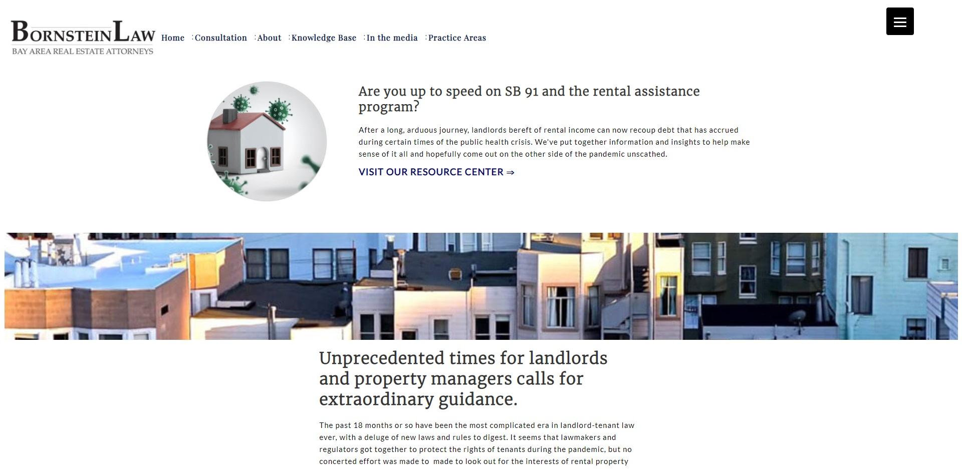 044e5 bornstein 5 Best Real Estate Attorneys in San Francisco