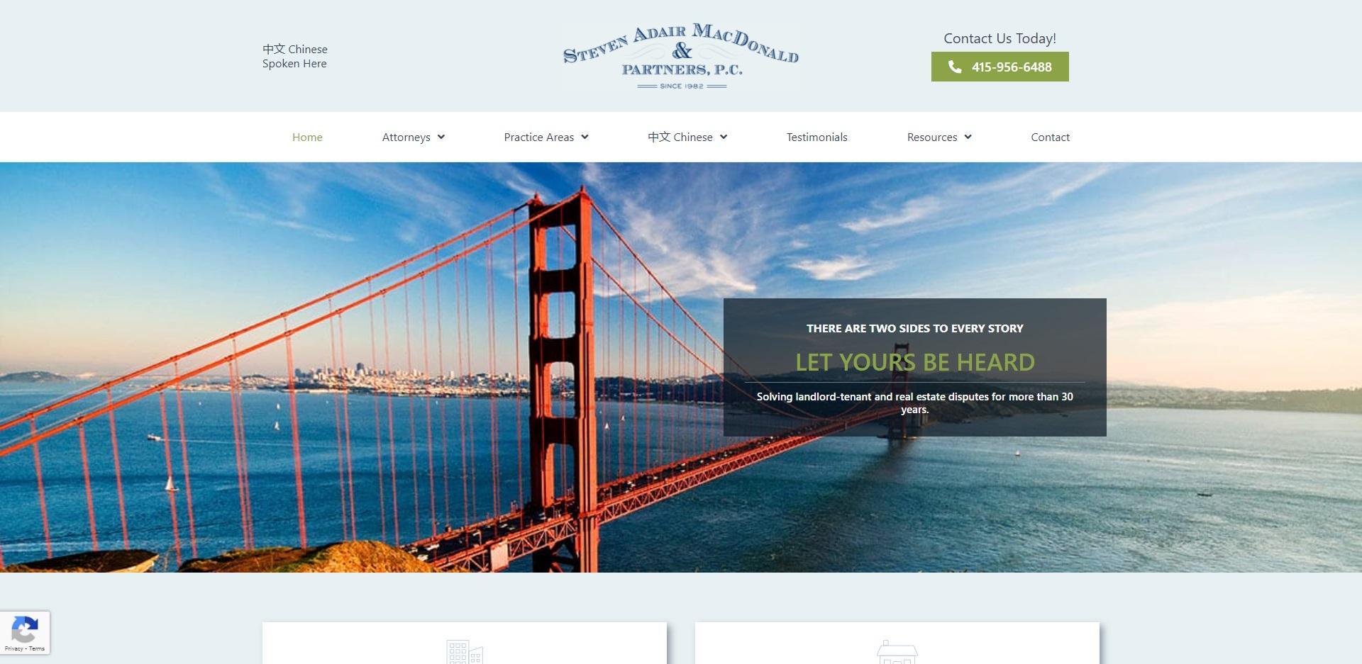0db24 steven adair 5 Best Real Estate Attorneys in San Francisco