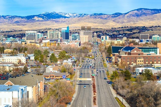 1ebef boise downtown Top Housing Markets in 2021: San Jose, Seattle, Boise, Fresno, San Francisco