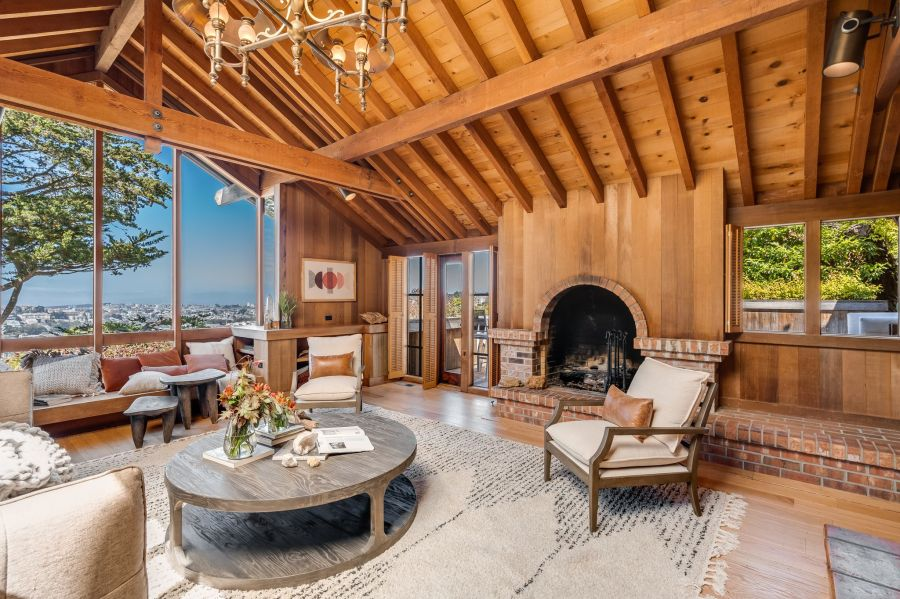 'Treehouse in the sky': San Francisco home sells for $2 million over asking price