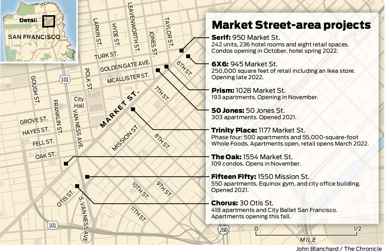 22afd 1280x0 A ton of new housing is coming to Mid Market. Will it turn around this beleaguered neighborhood?