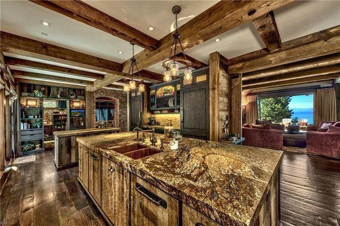 25088 ad698064d92c06b28cfea0f0b04601fcw c0xd w685 h860 q80 San Francisco 49er Legend Brent Jones Selling $10.9M Tahoe Retreat