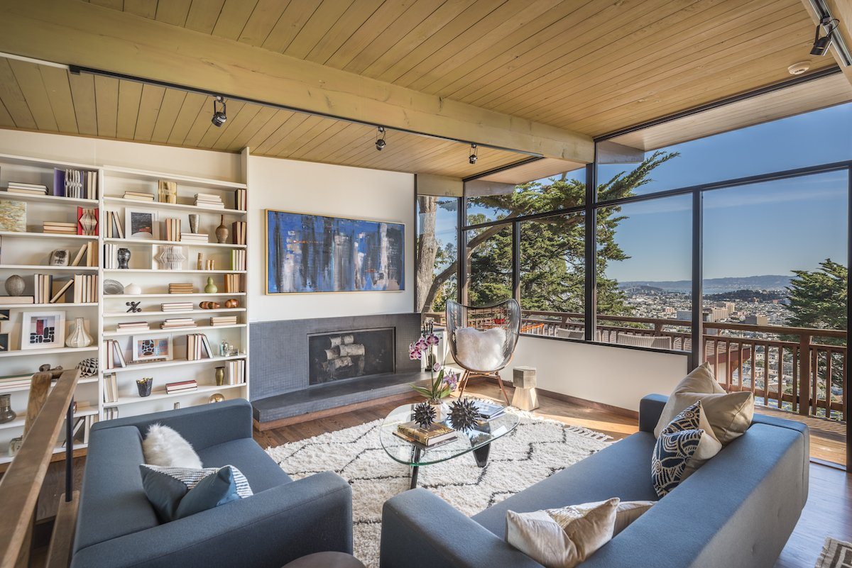 2a335 1 miguel san francisco 7 San Francisco mid century home sold for nearly $1 million over ...