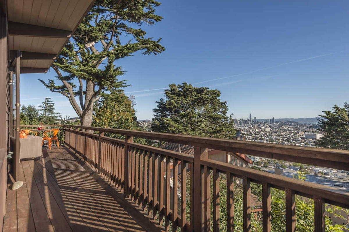 2a335 san francisco 1 miguel house 4 San Francisco mid century home sold for nearly $1 million over ...