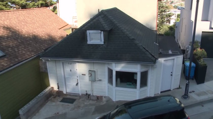 2cc8c cheapest sf home 091319 San Francisco Steal: 570 Square Foot House Slashed To $599,000; Lowest Price In City