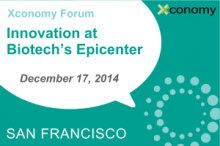 "2d945 SF BioEpicenter 300X200 12.171 220x146 Bay Area Innovators To Shake Up ""Biotechs Epicenter"" Event 12/17"