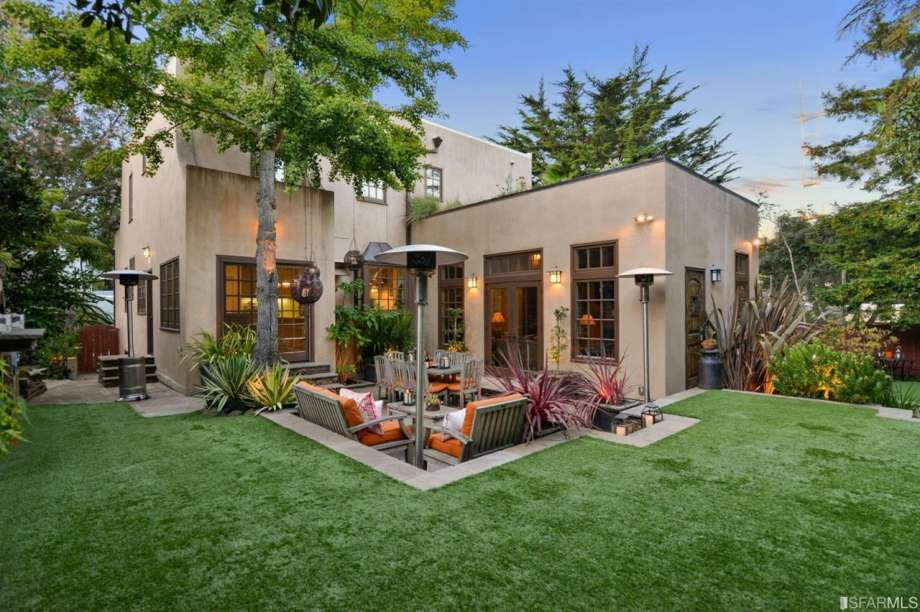2fa2d 920x920 San Francisco home listed for $4.3 million may have best backyard in the city