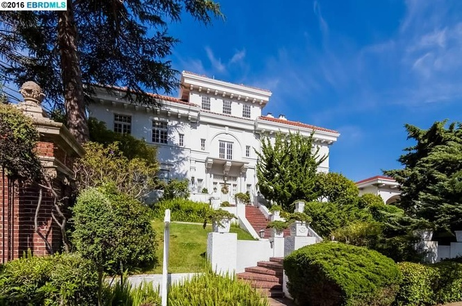 301c7 a Oil barons Claremont mansion brings history to Berkeley real estate