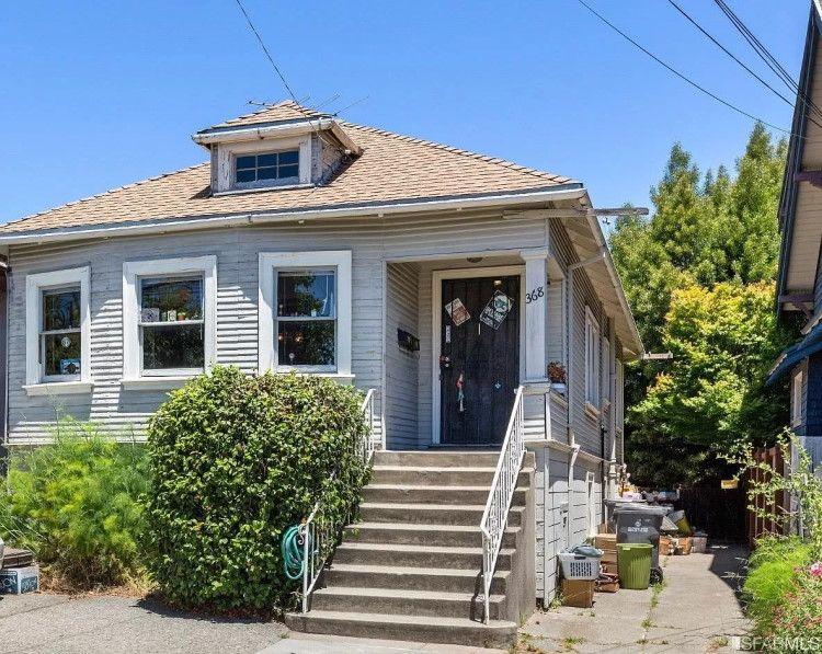 33b3c oakland homes under 1 million dollars 368 hudson st On a Budget: East Bay Real Estate Is Often Under One Million Dollars