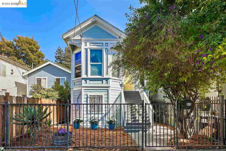 33b3c oakland homes under 1 million dollars 849 milton street On a Budget: East Bay Real Estate Is Often Under One Million Dollars