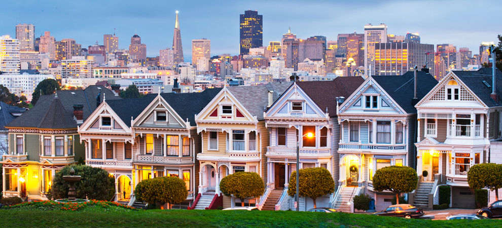 36f6f San Francisco homes california keyimage San Francisco Bay Area Home Affordability Improves in Q 3