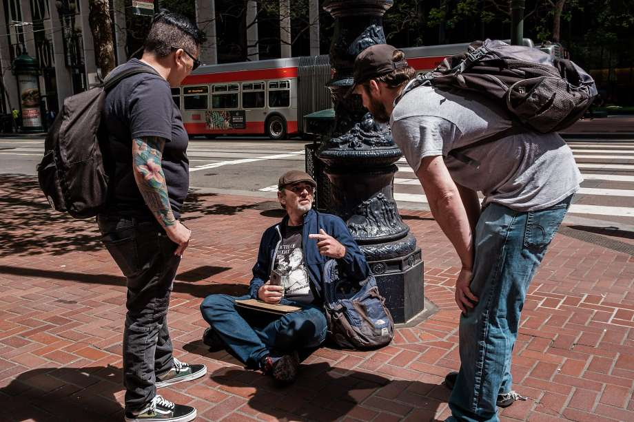 3b529 920x920 Homeless and lost in SF — until a Chronicle photo led his brother to him