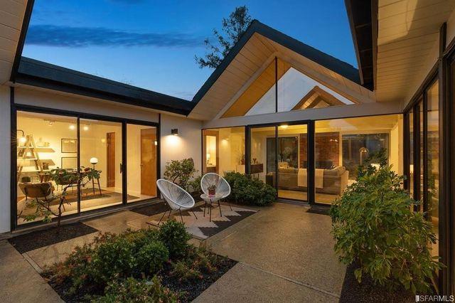 46cf5 e4de00a3c3670ac1ae1a16f1cc80ae40w c1101878011xd w640 h480 q80 Wave of 10 Eichler homes for sale makes a splash in Bay Area