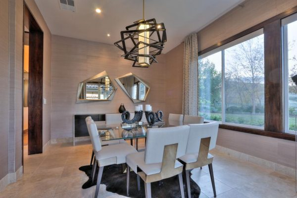 4cc5b breakfast room 600x400 SF 49er Colin Kaepernick Selling his Bay Area Home For $2.9M