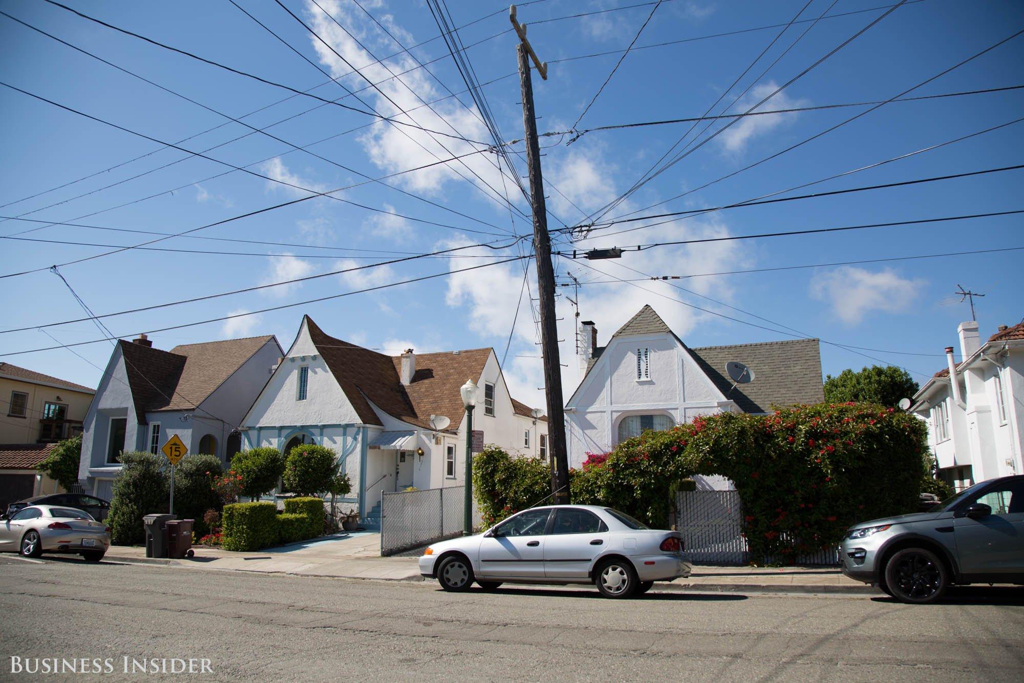 50ffc bushrod oakland hottest 4507 Bushrod, Oakland is the hottest real estate market in America ...
