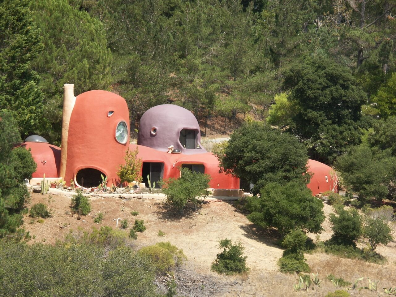 787c4 45%2520berryessa%2520way main This insane Flintstones House is on sale for $4.2 million in California