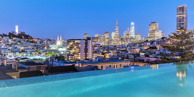 7a127 950L InfinityPoolCity Photosopped2 San Franciscos most expensive listing gets $4.5 million cut from $45 million asking price