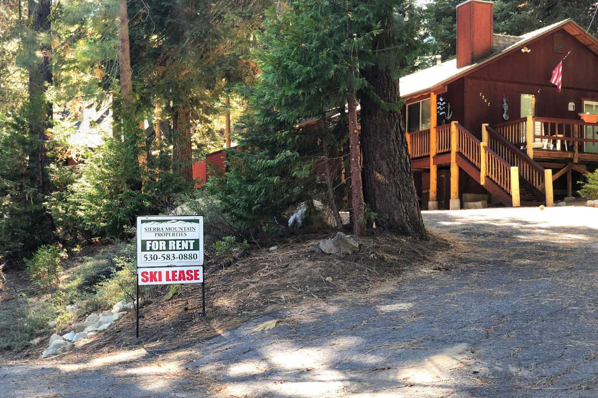 7bb31 1200x0 The 'shack' a Tahoe bartender rents is listed for almost half a million dollars. Where will he go?