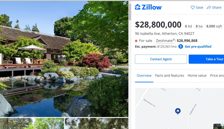 7e0da ath10 Bidding wars: Why multimillion dollar Bay Area mansions are selling way over asking price