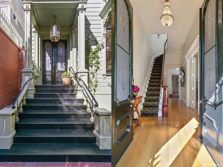 9c7cd 920x920 1900s preserved Victorian, hidden in a secret garden, for sale on Russian Hill