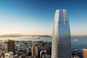 a87e0 salesforce tower%2A304xx1718 1145 391 0 Bay Area ranks as the best commercial real estate market in the country, again
