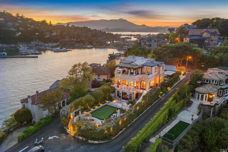 af39d marin county homes for sale 25  million 74 bellevue ave belvedere 6 Marin County Properties with Staggering $25M+ Price Tags Have Come on The Market in the Past Few Months
