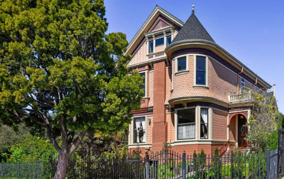b26bf 920x920 Rare, exquisitely preserved Queen Anne in West Oakland listed for $1.175M