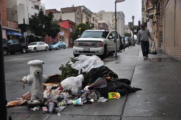 Vacant Businesses Rising in San Francisco, Real Estate Agents Believe Dirty Streets Partly to Blame