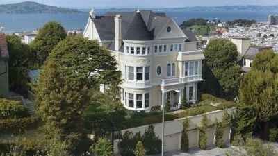 A Map of the Most Expensive Homes in the Bay Area