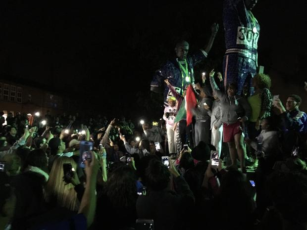 Not Our President: Protests Erupt Across the Bay Area After Trumps Stunning Presidential Victory
