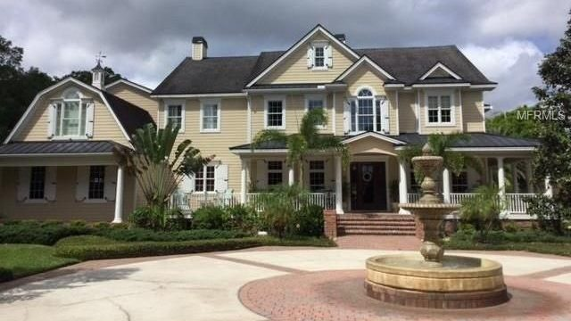dbdd6 Odessa exterior e1491941968492 Vinny Testaverde Selling Florida Mansion With Controversial Past