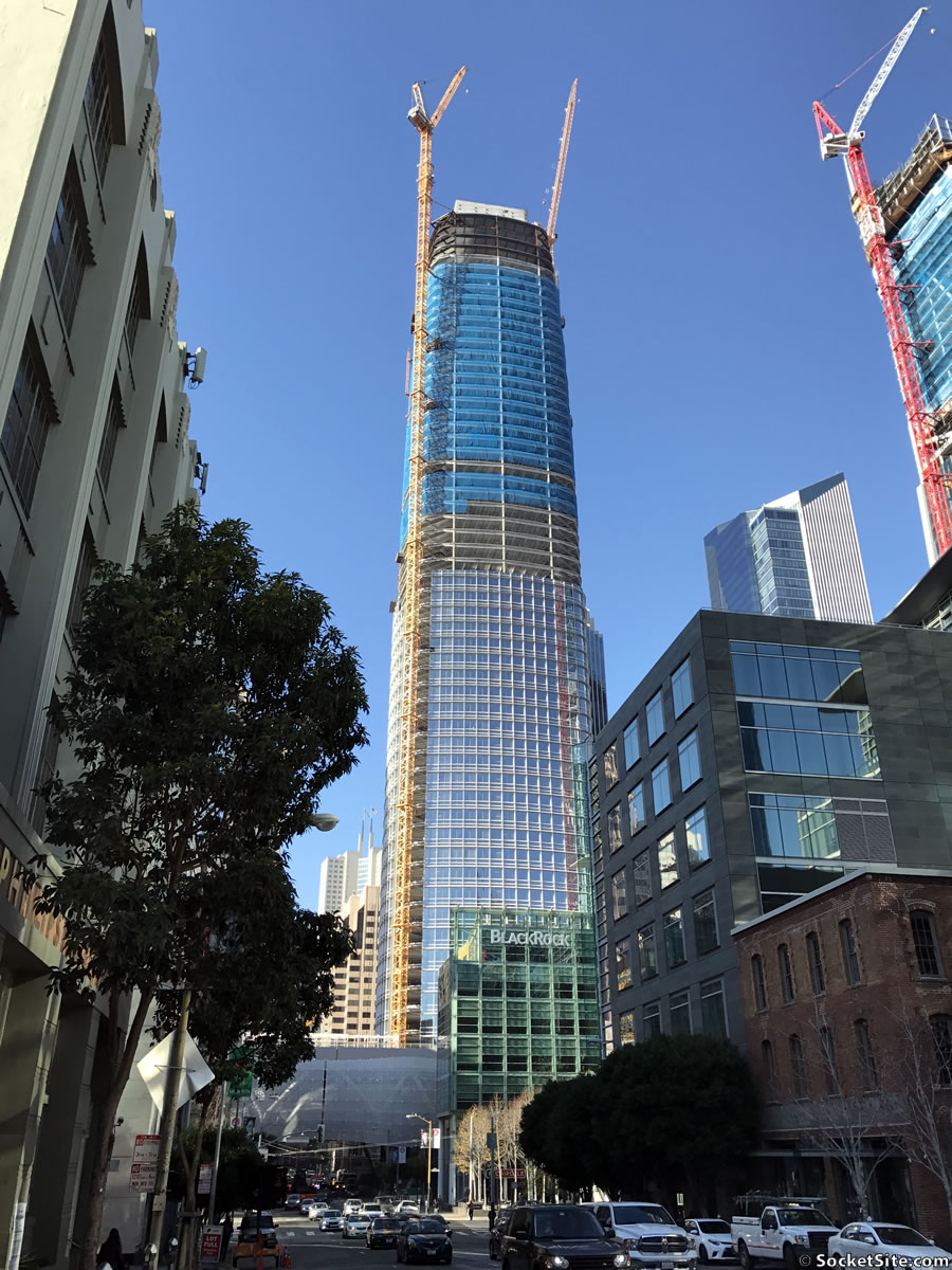 e2147 Salesforce Tower 12 30 16 More Height Coming in the New Year