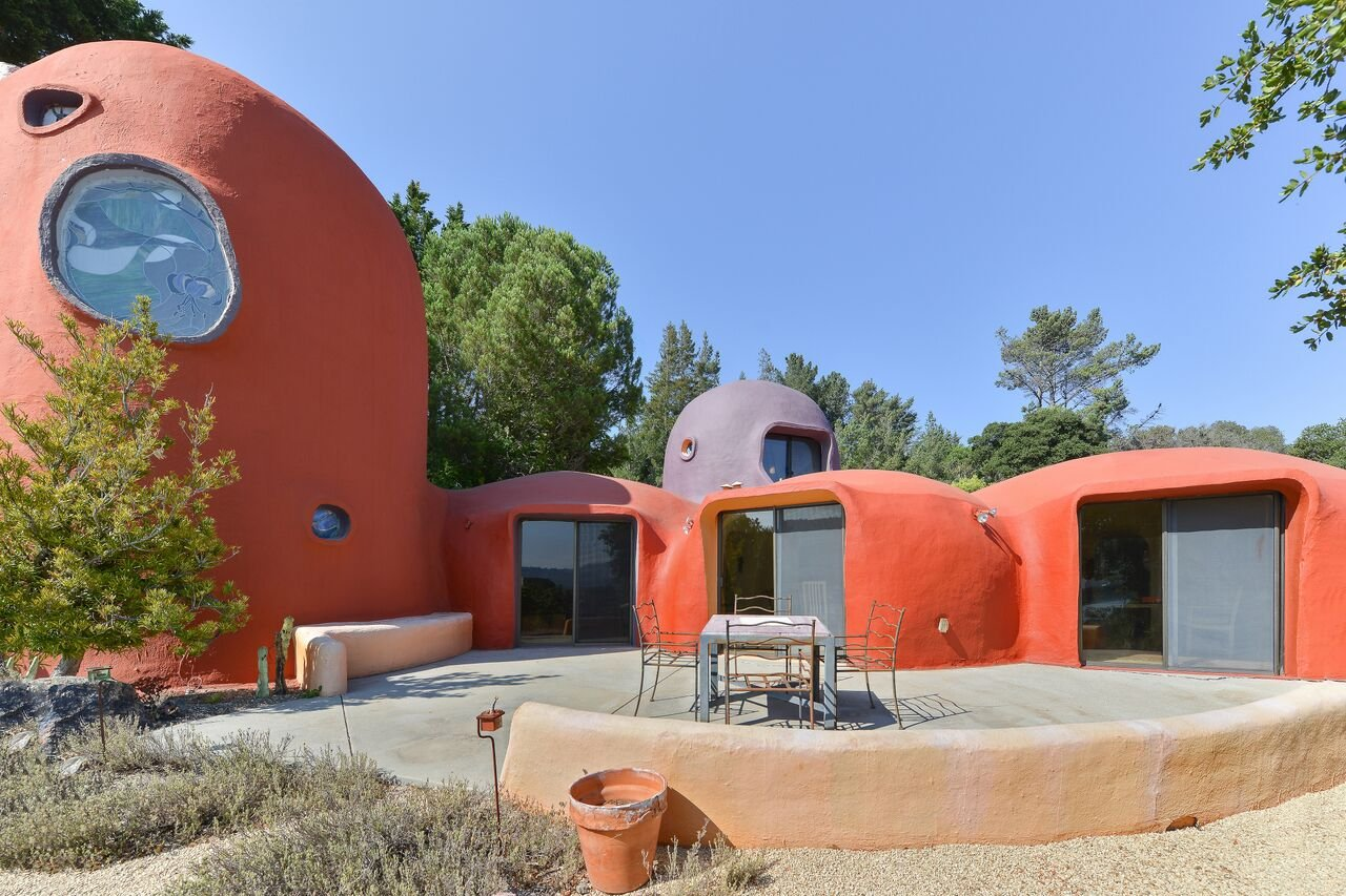 eb055 45%2520berryessa%2520way exterior 55 This insane Flintstones House is on sale for $4.2 million in California