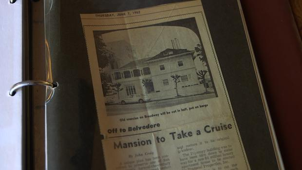 f1c62 newspaper%2Bheadline How a San Francisco Mansion Got Cut in Half, and Ended Up in Marin