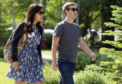 Facebook CEO Mark Zuckerberg pledges $120 million to help struggling Bay ...