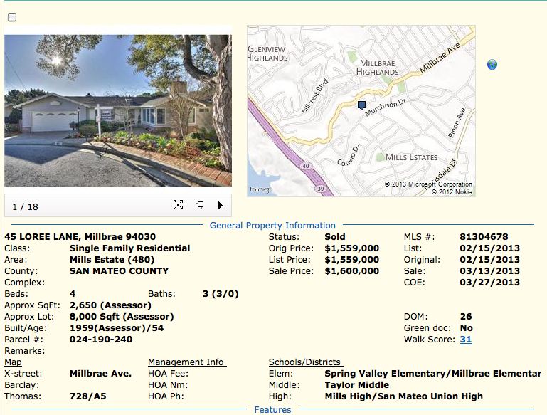 Screen shot 2013 05 13 at 12.18.40 PM Homes for Sale in Millbrae